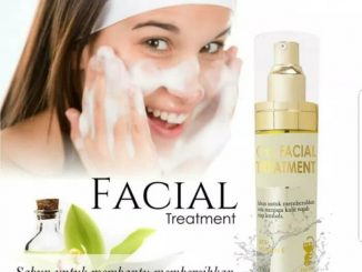 Facial Treatment oxyglow